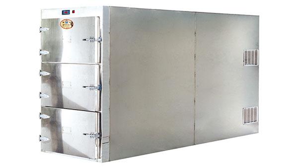 BLL-3型三屉冷冻柜