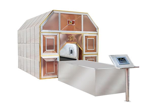 BLJ Premium cremator