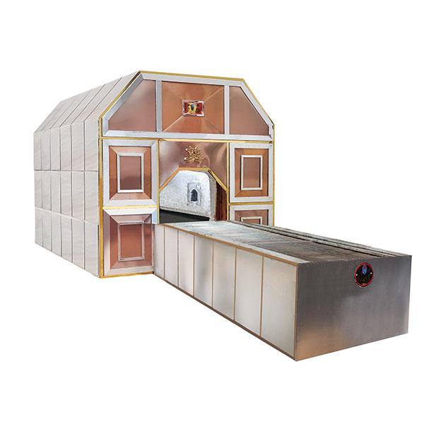 BLP Premium cremator